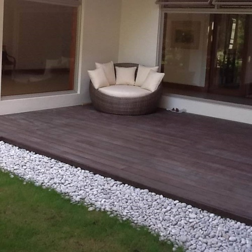 Dumafloor All-weather Outdoor Decking 500