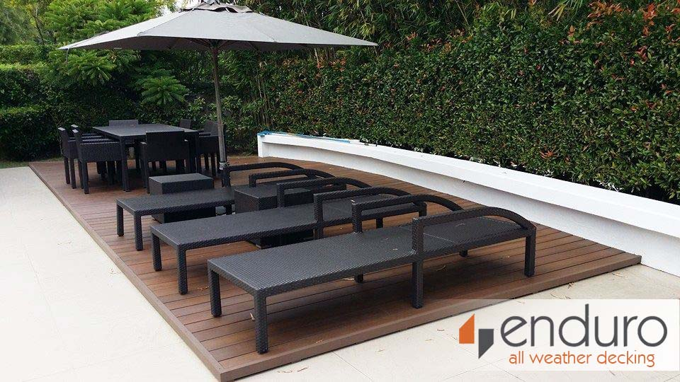 Enduro Decking Alabang supplied by Enduro Philippines