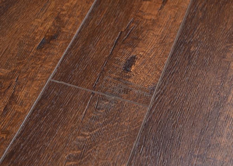 EV-8004 AGED RUM Enduro Vintage Laminated Floor