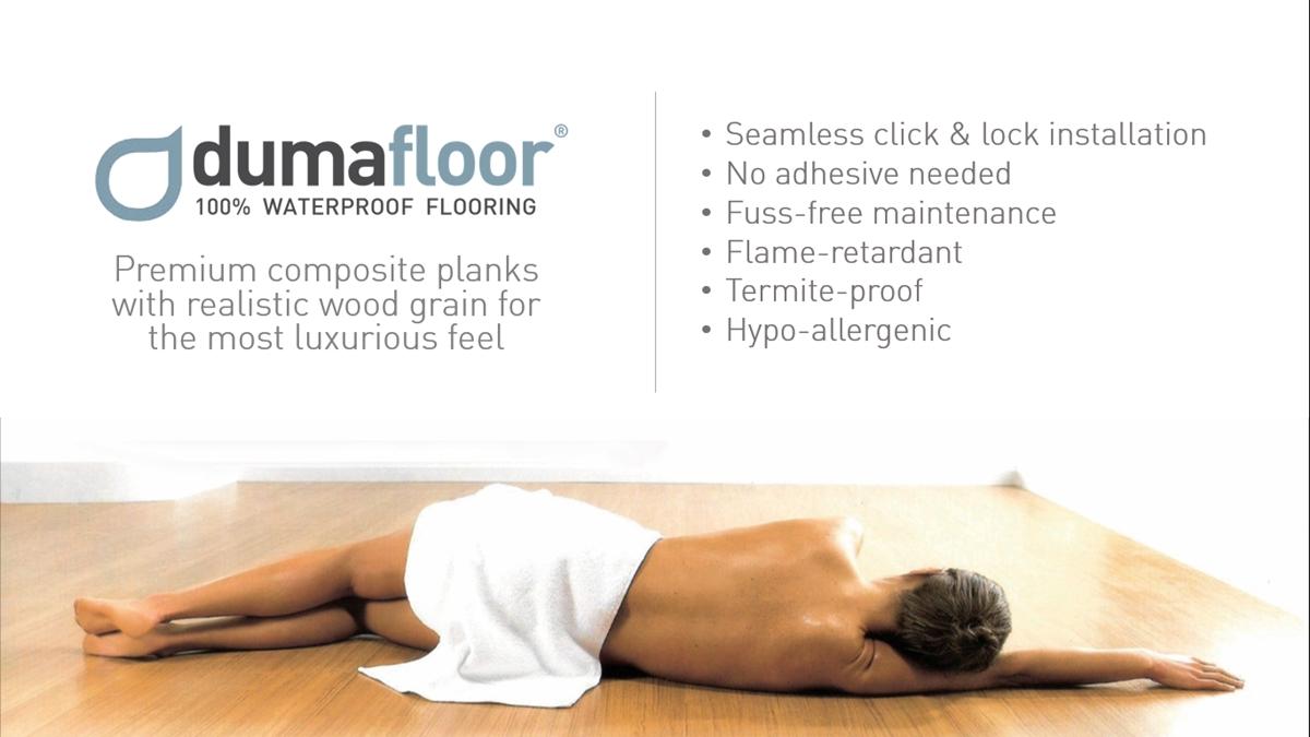 Dumafloor Waterproof Flooring