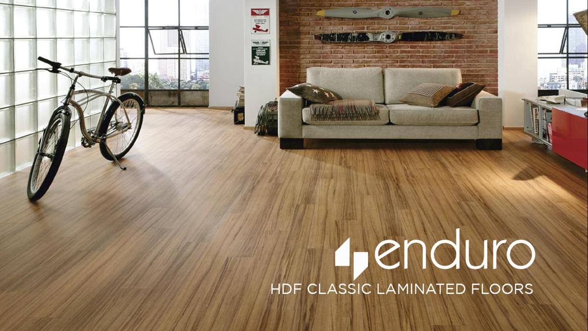 Enduro HDF Classic Laminated Floors
