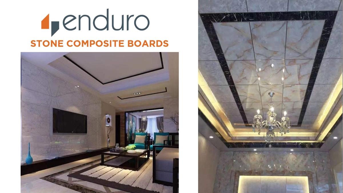Enduro Stone Composite Boards